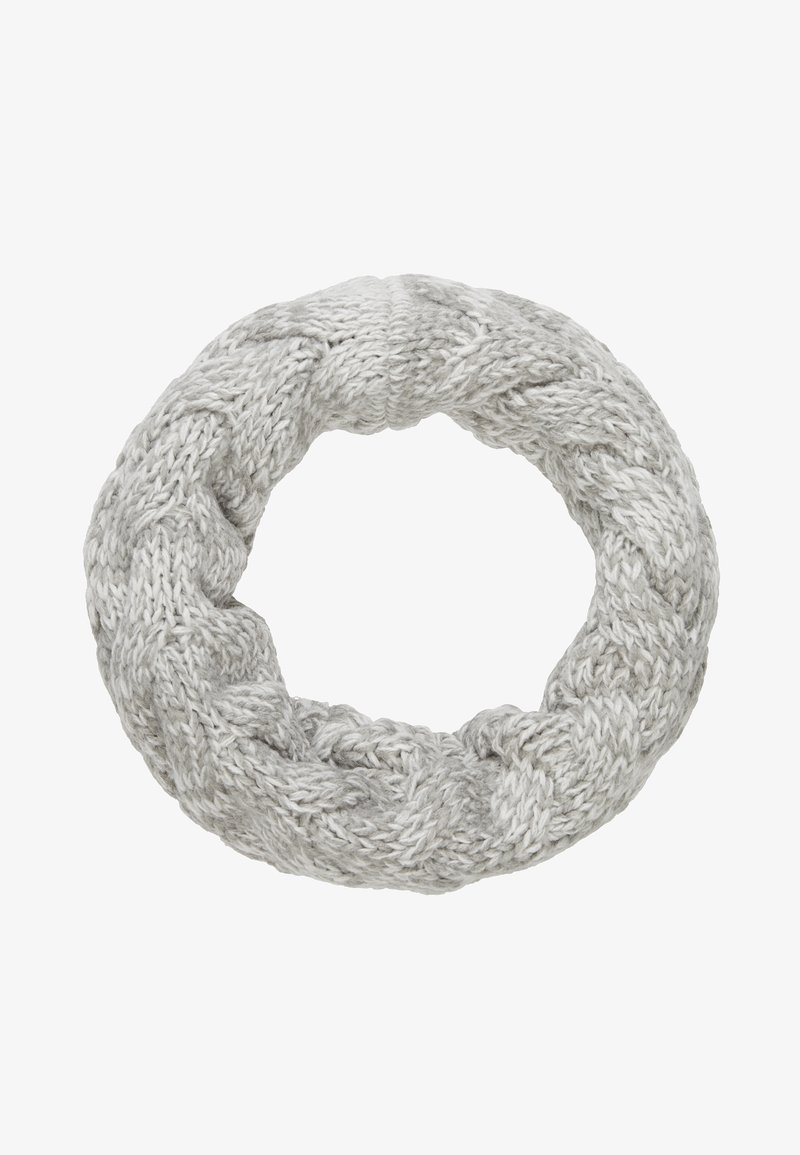 GAP - GIRL CABLE - Tuubihuivi - grey heather