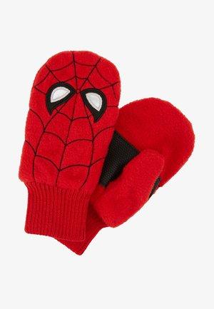 TODDLER BOY - Rękawiczki z jednym palcem - modern red