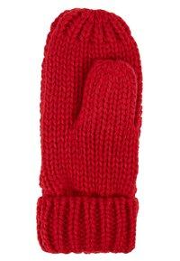 GAP - TODDLER GIRL CABLE - Wanten - modern red - 2