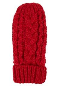 GAP - TODDLER GIRL CABLE - Wanten - modern red - 1