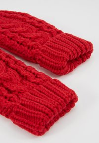 GAP - TODDLER GIRL CABLE - Wanten - modern red - 3