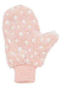 GAP - TODDLER GIRL  - Rękawiczki z jednym palcem - pink - 2