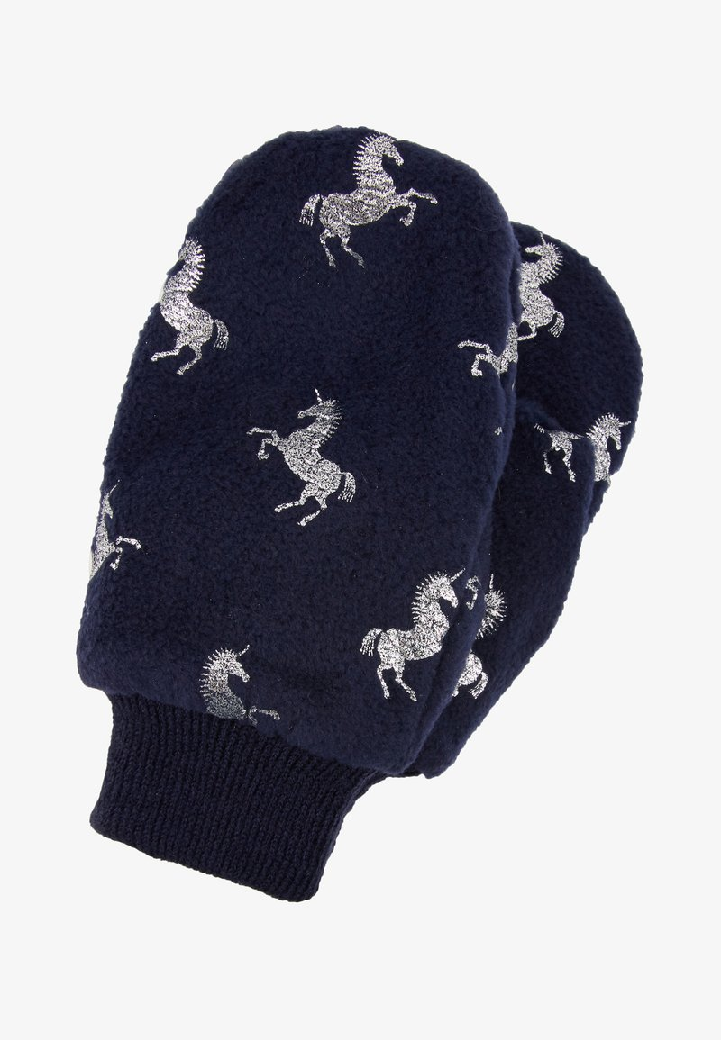 GAP - TODDLER GIRL - Mittens - dark blue
