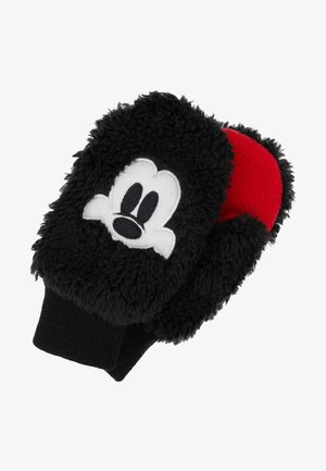 MICKEY MOUSE TODDLER BOY - Mittens - true black