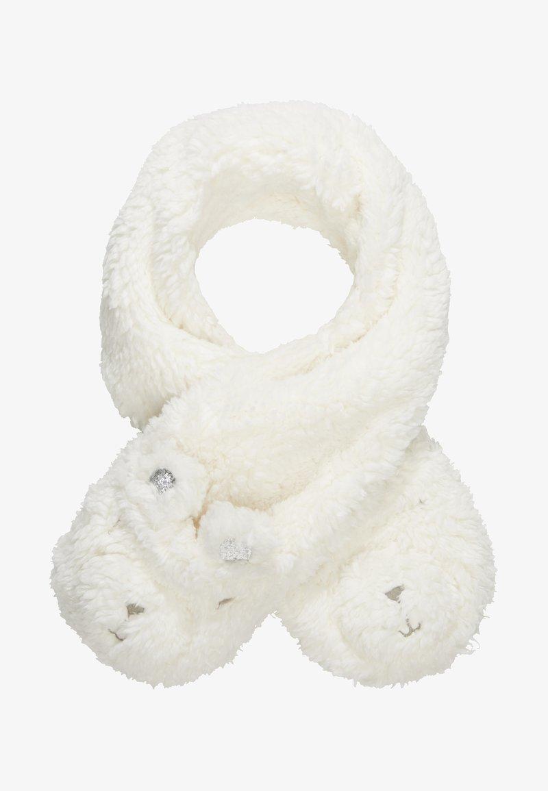 GAP - TODDLER GIRL BEAR - Šála - ivory frost