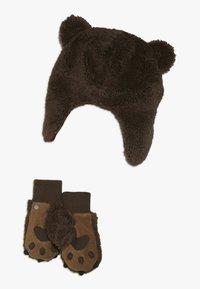 GAP - TODDLER GIRL BEAR SET - Čepice - bear - 1