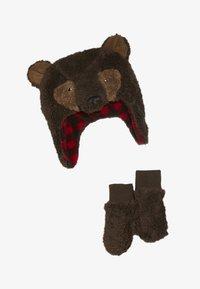 GAP - TODDLER GIRL BEAR SET - Čepice - bear - 3