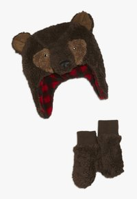 GAP - TODDLER GIRL BEAR SET - Čepice - bear - 0