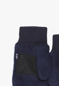 GAP - TODDLER GIRL SET - Beanie - tapestry navy - 4