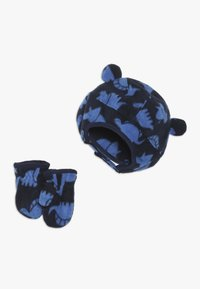 GAP - HAT MITT BABY SET - Beanie - navy - 1
