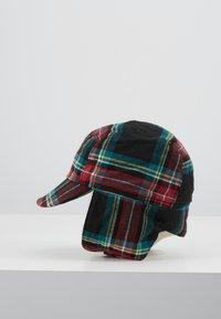 GAP - TRAPPER HAT BABY - Čepice - true black - 4