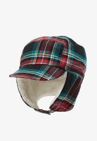 GAP - TRAPPER HAT BABY - Muts - true black - 1