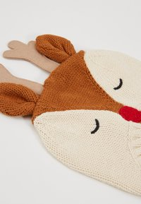 GAP - REINDEER HAT BABY - Muts - french vanilla