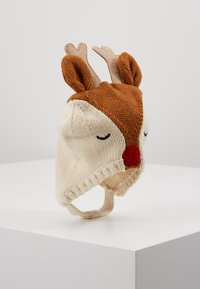 GAP - REINDEER HAT BABY - Muts - french vanilla - 0