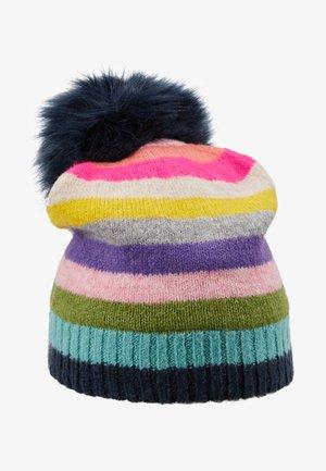 HAT - Bonnet - navy/multi