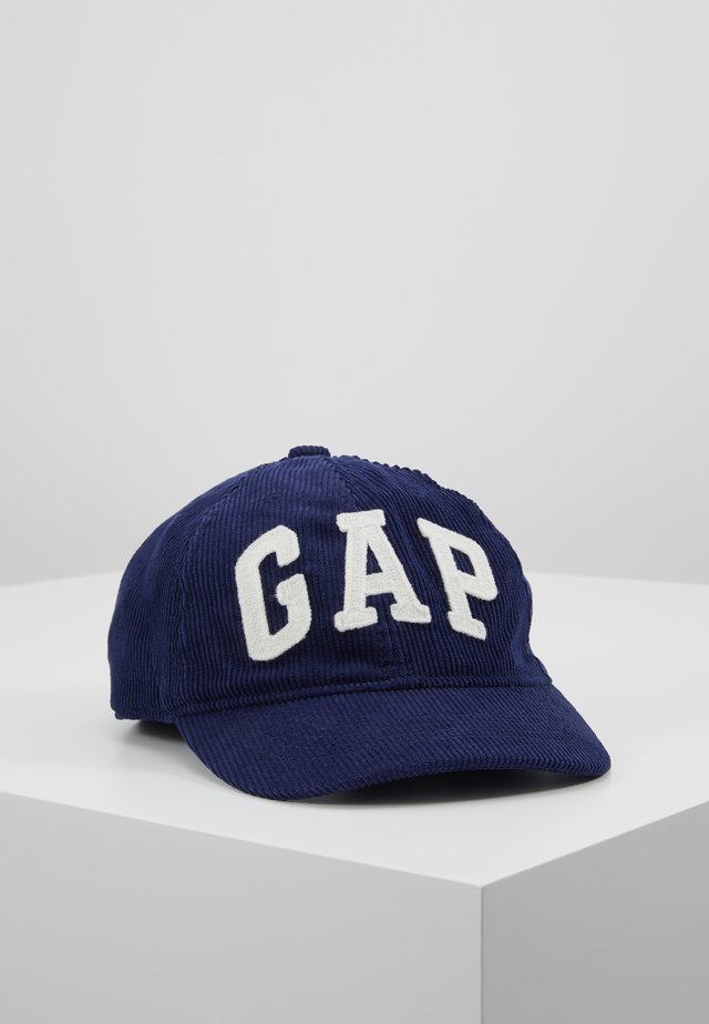 LOGO - Casquette - tapestry navy