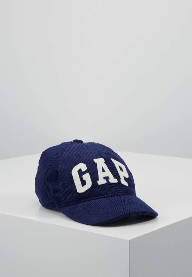 LOGO  - Caps - tapestry navy