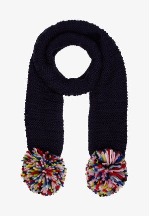 POM SCARF - Szal - navy uniform