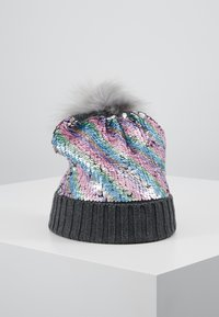 GAP - FLIP HAT - Mütze - pewter grey - 0