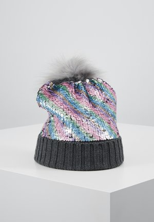 FLIP HAT - Czapka - pewter grey