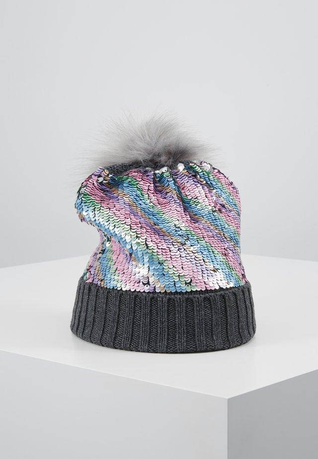 FLIP HAT - Beanie - pewter grey