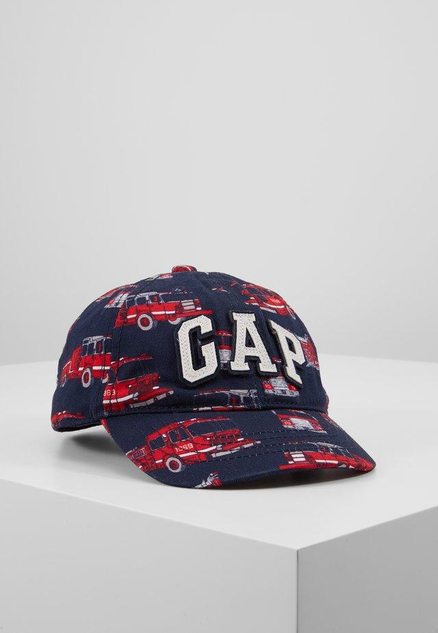 LOGO - Cap - red