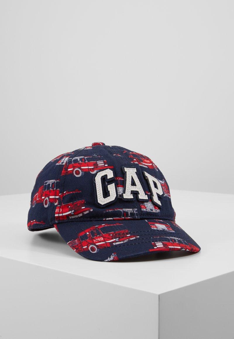 GAP - LOGO - Lippalakki - red