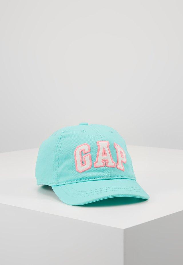 LOGO HAT - Cap - aqua tide