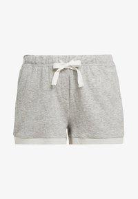 GAP - ROLL UP SHORT - Spodnie od piżamy - light heather grey - 3