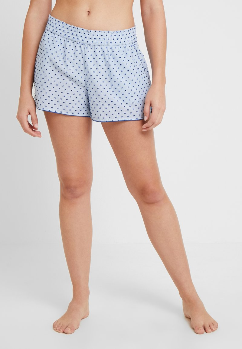 GAP - SHORT - Spodnie od piżamy - blue