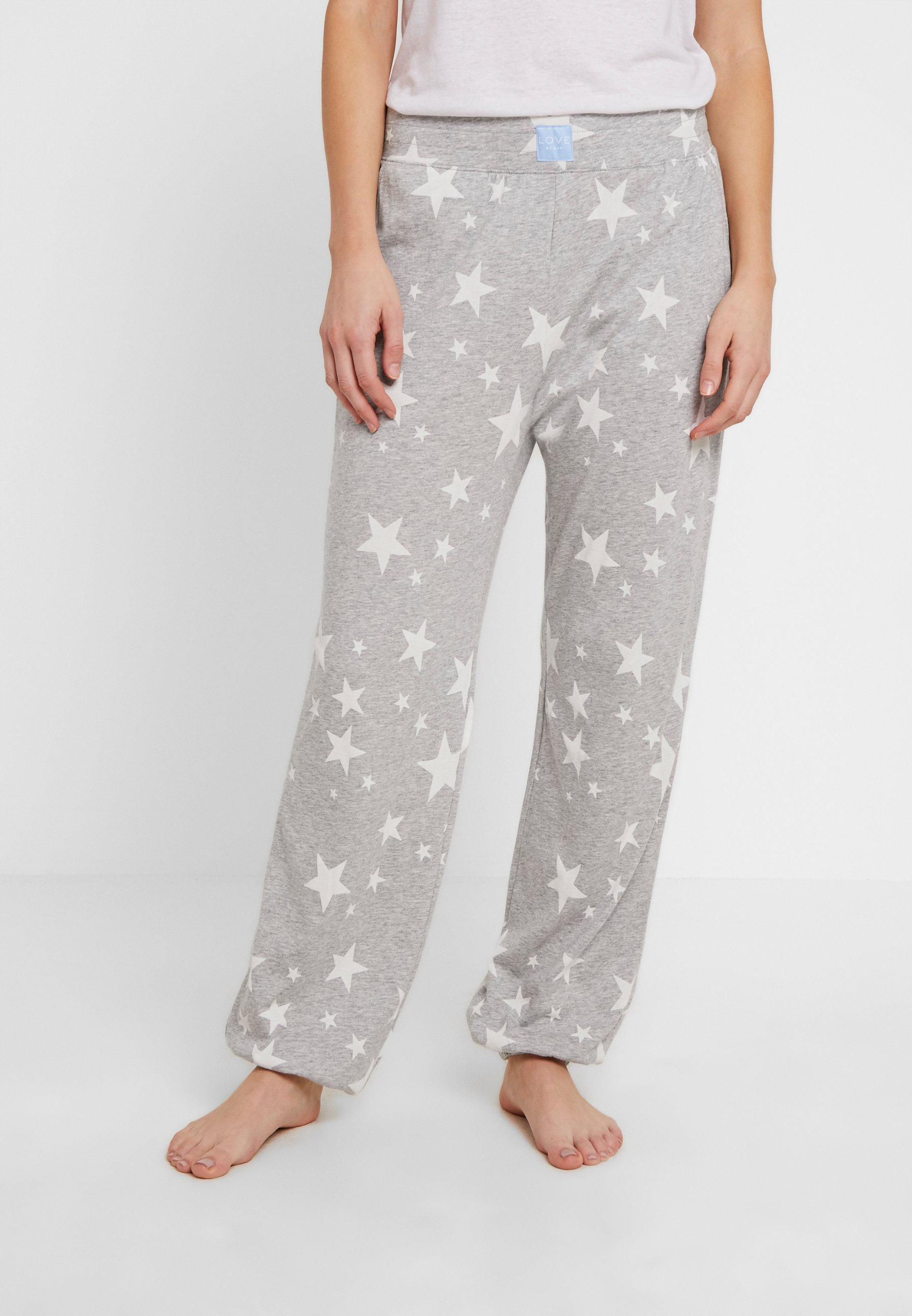 Gap Jogger - Pyjamabroek Grey a4s2A6Ag