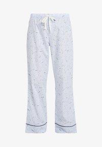 GAP - LONG BOTTOM - Pyjamasbukse - celestial blue - 3