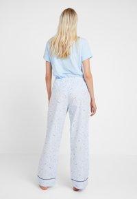 GAP - LONG BOTTOM - Pyjamasbukse - celestial blue - 2