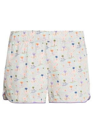 POPLIN SHORT - Pyjama bottoms - peach