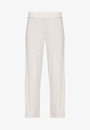 DROP NEEDLE PANT - Pyjamabroek - oatmeal heather
