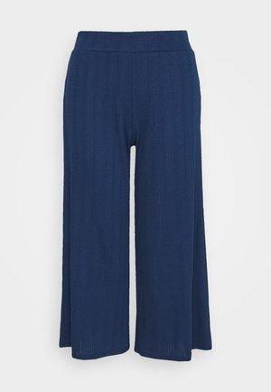 SUM SLOUNGE CULOTTE - Pantaloni del pigiama - pangea blue
