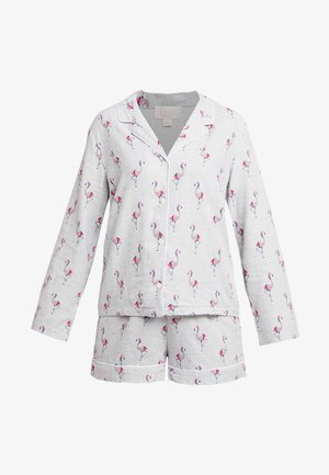 HOL SHORT SLEEP SET - Pyžamová sada - grey