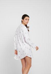 GAP - HOL SLEEPSHIRT - Noční košile - grey owls - 2