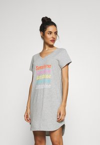 GAP - SLEEPSHIRT - Nightie - heather grey - 0
