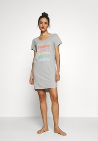 GAP - SLEEPSHIRT - Nightie - heather grey - 1