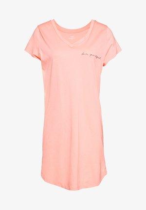 SLEEPSHIRT - Koszula nocna - creamy coral