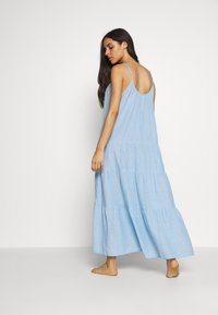 GAP - CRINKLE TIER DRESS - Negligé - new french blue - 2