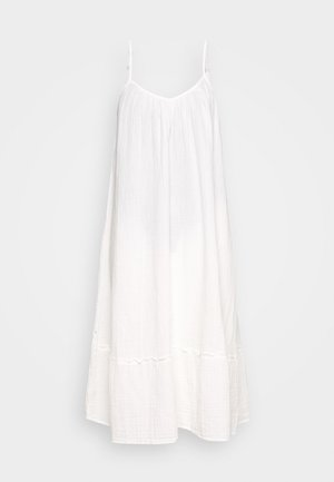 SUM GAUZE DRESS - Negligé - dream milk