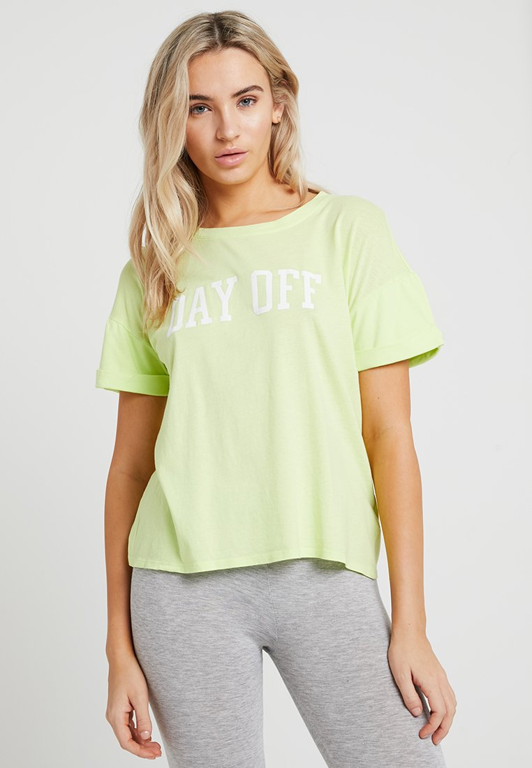 GAP - Pyjama top - superlime
