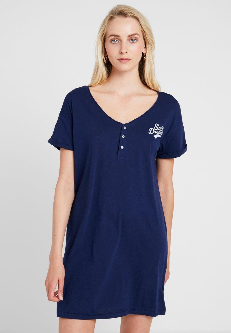 GAP - FOREVER FAVORITE - Nachthemd - elysian blue