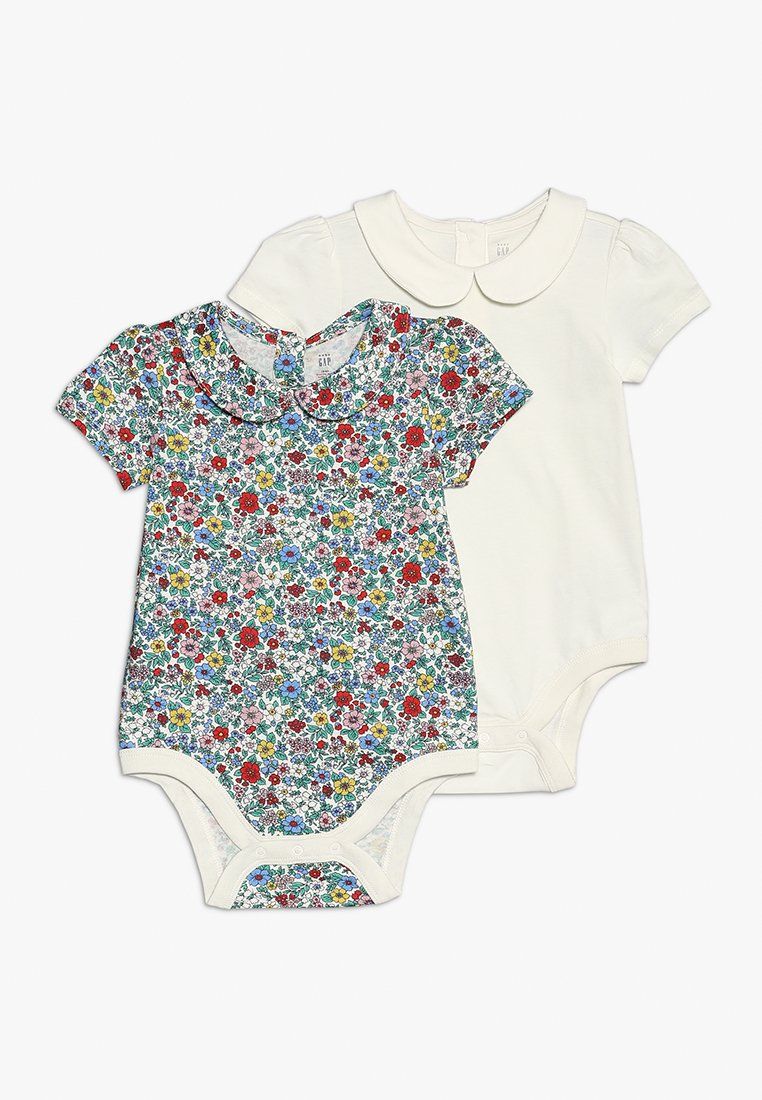 GAP - BABY 2 PACK - T-shirts print - multicolor