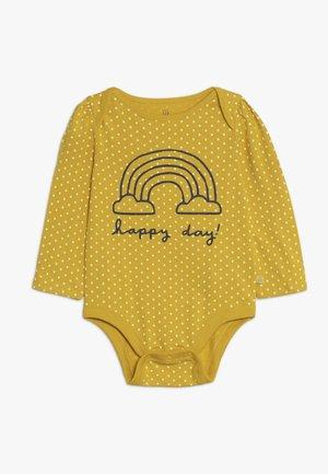 BABY - Body - rainslicker yellow