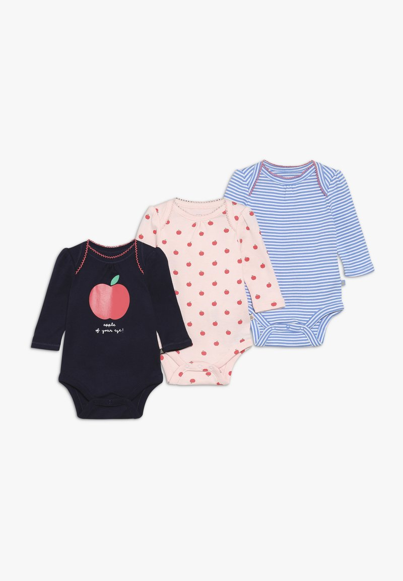 GAP - APPLE BABY 3 PACK - Body / Bodystockings - pink cameo