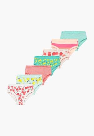 TODDLER GIRL FRUIT 7 PACK - Briefs - multi-coloured