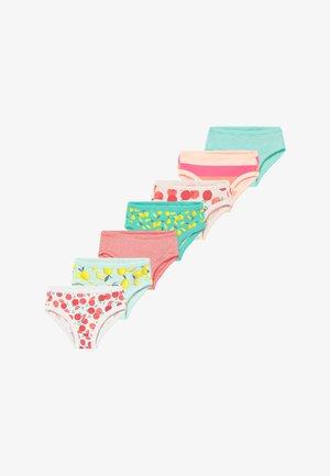 TODDLER GIRL FRUIT 7 PACK - Kalhotky/slipy - multi-coloured